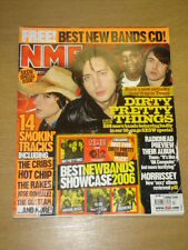 NME 2006 APR 1 DIRTY PRETTY THINGS RADIOHEAD MORRISSEY