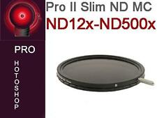Haida Slim PRO II MC-S Variabler Graufilter ND12x - ND500x - 77 mm