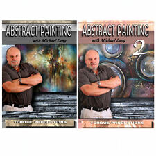 Abstract Painting Art Instruction DVD set with Michael Lang