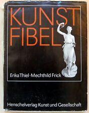 Kunst Fiebel, Erika Thiel, Mechthild Frick, 1989