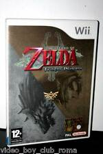 THE LEGEND OF ZELDA TWILIGHT PRINCESS USATO OTTIMO STATO WII & WIIU IT FR1 30425