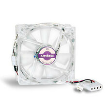 Antec® Smartcool Thermally Controlled Variable Speed 80mm Case Fan 80% Quieter!