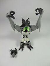 RARE Ben 10 Action Figure Benwolf Blitzwolfer 10cm - COMPLETE Wolf