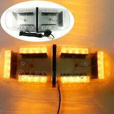 New Amber Warning Emergency Truck Car 24-LED Snow Plow Safety Strobe Light #T1A