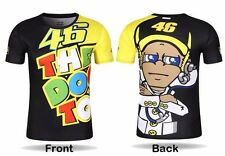 t-shirt Valentino rossi VR46  quick-dry