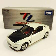 Takara Tomy Tomica Limited TL0147 Mazda RX-8 White - Hot Pick