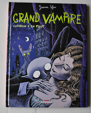 GRAND VAMPIRE: Cupidon s'en Fout BD Johann Sfar French Comic Book