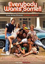 Everybody Wants Some (DVD, 2016) Richard Linklater, VERY GOOD.