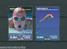 ESPAGNE - 2003 YT 3560 à 3561 - TIMBRES SELLOS NEUFS** LUXE