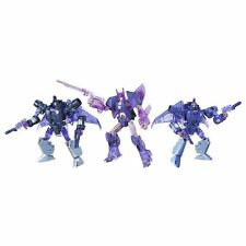 Transformers Platinum Armada Of Cyclonus Action Figure 3 Pack