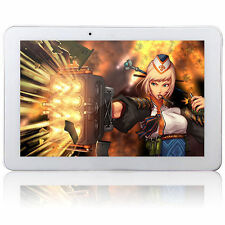 Cute 10.1 Google Android4.4 Tablet Phone PC Dual Sim 16GB Quad Core 2GB GPS WIFI