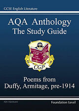 GCSE English Literature AQA Anthology: Foundation: Duffy and Armitage Pre-1914 P