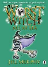 The Worst Witch Story Book - THE WORST WITCH ALL AT SEA by Jill Murphy - NEW