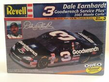 Revell DALE EARNHARDT #3 2001 Monte Carlo 1:24 w/ Oreo Shootout Decals *FreeShip