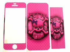 iPhone 5 Apple Evil But Cute Designfolie Aufkleber Klebefolie handyhülle Folie