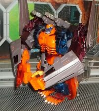 TRANSFORMERS BEAST WARS SERIES TRANSMETALS II OPTIMAL OPTIMUS FIGURE COMPLETE