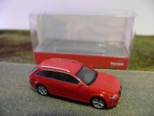 1/87 Herpa Audi A4 Allroad rot 024242-003