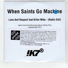 (FC859) When Saints Go Machine, Love & Respect ft Killer Mike - 2013 DJ CD