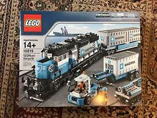LEGO Trains - Maersk Train (10219) - NEW in Sealed Box