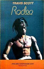 TRAVIS SCOTT Rodeo 2015 Ltd Ed RARE New Poster +FREE Hip-Hop/Rap Poster