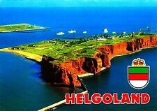 Helgoland , Ansichtskarte, 1994 gelaufen