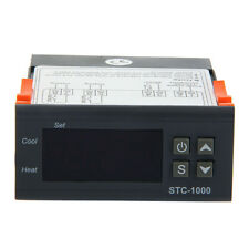 STC-1000 All-Purpose Digital Temperature Controller Thermostat w/ Sensor 110V CA