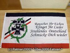 Fahnen Flagge Deutsches Reich Rauschet Ihr Eichen 90 x 150 cm