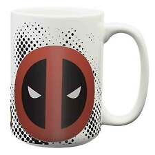 MUNC-1591 Marvel Comics DeadPool Large 15oz Ceramic Coffee Mug Tea Cup Movie