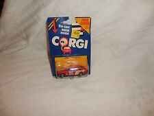 Vintage Corgi JB 34 Rover 3.5 MOC Card Shows Some Wear 1984