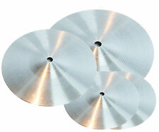 "Alloy Series 14"" Hi Hat 18"" Crash/Ride, 16"" Crash Cymbal Value Pack"