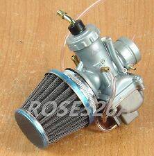 Carburetor W/ Air Filter Kit for YAMAHA DT175 Enduro Carb