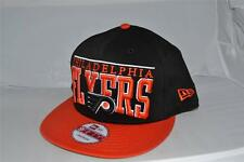 NEW ERA PHILADELPHIA FLYERS SNAPBACK AUTHENTIC NHL BRAND NEW
