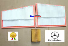 Mercedes CLS Class CLS320 CDI 05-10 Service Kit Oil Air Filters