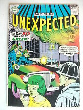 TALES OF THE UNEXPECTED # 85 (NOV 1964) VG+