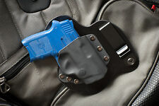 Bodyguard 380 Kydex Leather Gun Holster IWB Appendix Carry S&W Smith & Wesson