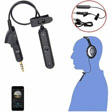 Wireless Bluetooth Receiver Adapter Cable Cord For Bose-QuietComfort QC2 QC15