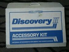 Electrolux Discovery II Accessory Tool Kit Original Wand Hose Brush Attachement