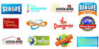 1 X FREE ADULT ENTRY VOUCHER CODE TO ALTON TOWERS LEGOLAND SEALIFE LONDON EYE.