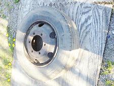 Spare Wheel Ford Cargo 06/09 7.5 ton Michelin 295/75 R17.5XZE
