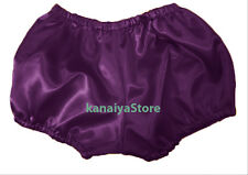 Purple Satin Pants Pantaloons India Maid Sissy Adult Baby Fits With Underwear