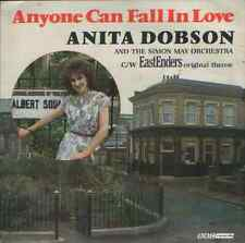 Anita Dobson-anyone can fall in love.7""