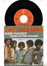 """7"""" The Jacksons - Shake your Body"""