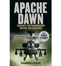 Apache Dawn, By Damien Lewis,in Used but Acceptable condition