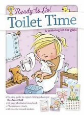 Toilet Time: a Training Kit for Girls by Janet Hall (2014, Kit)