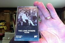 The Long Ryders- 10-5-60- new/sealed cassette tape