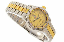 Vintage Tag Heuer 2000 Series Stainless Steel WE1420-R Ladies Watch 1204