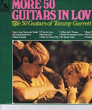 Tommy Garrett More 50 Guitars In Love LP / Mono Liberty / LBL 83048E UK / 68