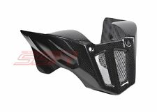 Ducati Monster 659 696 795 796 1100 1100S Lower Spoiler Belly Pan Carbon Fiber
