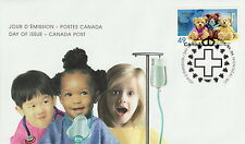 CANADA #2035 49¢ MONTREAL CHILDREN'S HOSPITAL FIRST DAY COVER