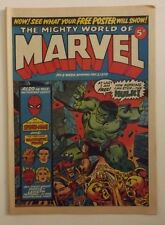 The Mighty World of Marvel, No.9, Week Ending December 2nd, 1972